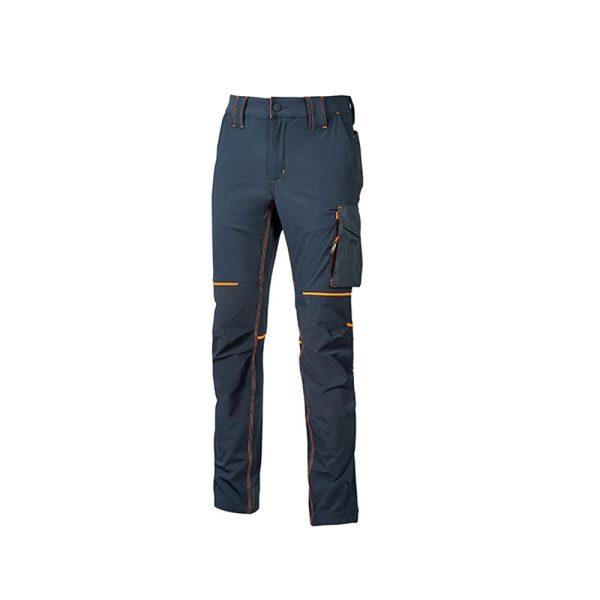U Power World Deep Blue FU189DB Pantalone Antinfortunistico