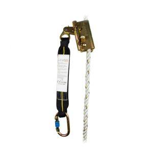 Irudek SEKURALT ROP STOP 10 metri dispositivo anticaduta scorrevole su fune