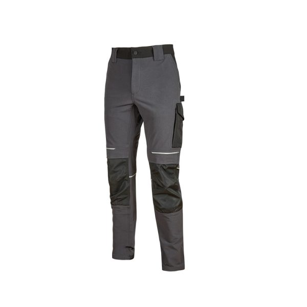 U Power Atom Asphalt Grey PE145AG Pantalone da Lavoro Invernale