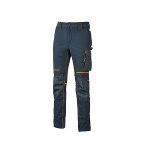 U Power Atom pantalone da lavoro Invernale Deep Blue PE145DB