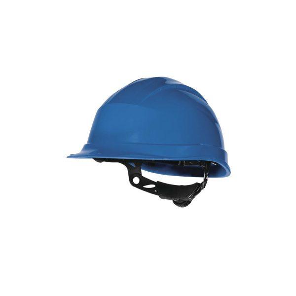 Delta Plus Quartz Up 3 blu elmetto di sicurezza da cantiere