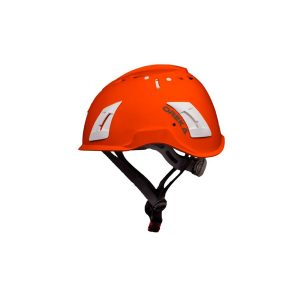 Irudek Oreka casco di sicurezza Arancio per lavori in quota EN397