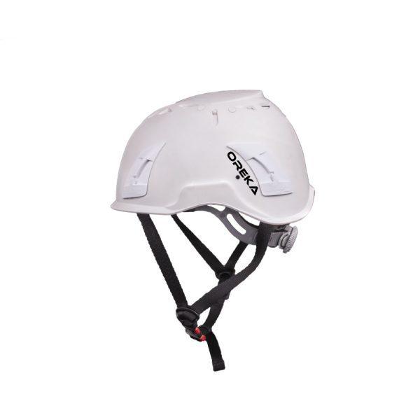 Irudek Oreka casco di sicurezza Bianco per lavori in quota EN397