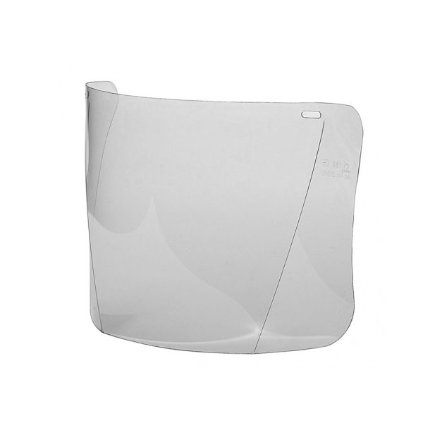 Irudek Safe AC 20933 visiera di sicurezza in acetato incolore en 166