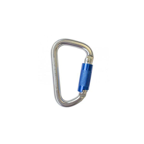 Irudek Sekuralt 1131 moschettone twist lock in alluminio 102300900008