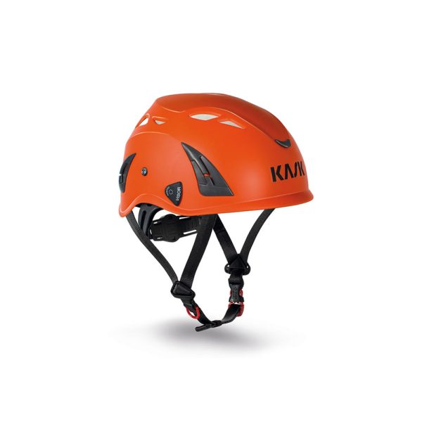 Kask Plasma AQ Arancione casco di sicurezza per lavori in quota