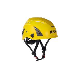 Kask Plasma AQ Giallo casco di sicurezza per lavori in quota