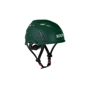 Kask Plasma AQ Verde British casco di sicurezza per lavori in quota