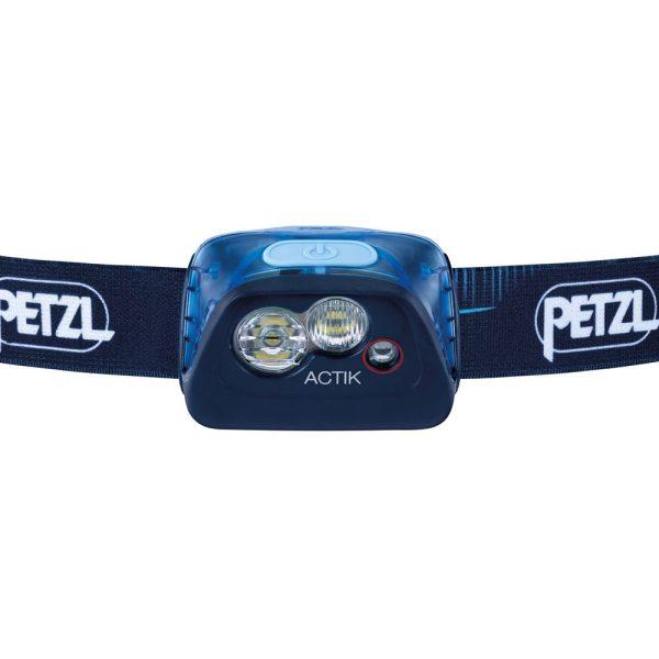 Petzl Actik bianco lampada frontale multifunzione E099FA02