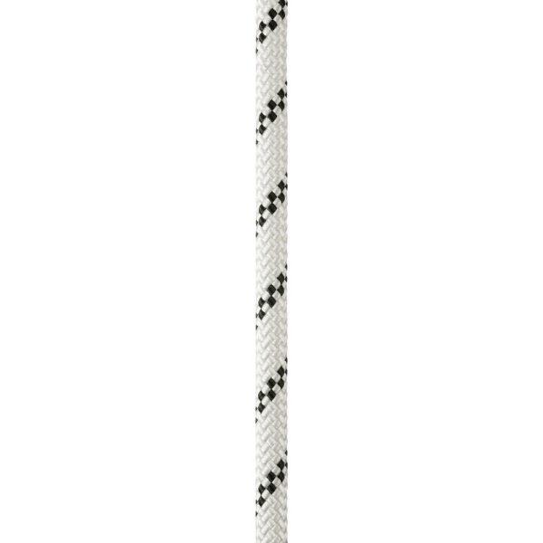 Petzl Axis corda semistatica 11 mm per il lavoro in quota colore bianco
