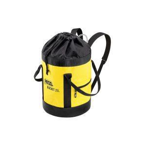 Petzl Bucket 25 litri gialla sacca porta d.p.i. anticaduta S41AY025