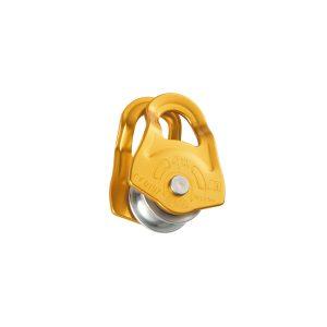 Petzl carrucola Mobile semplice ultracompatta e polivalente P03A