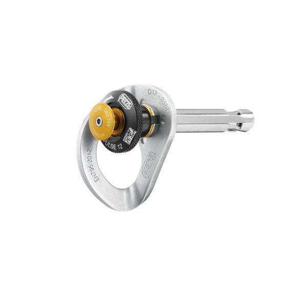 Petzl Coeur Pulse ancoraggio amovibile per roccia e calcestruzzo P37S12