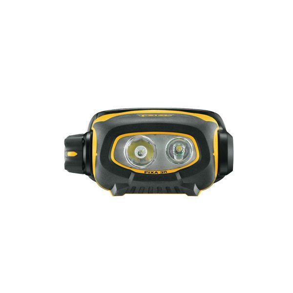 Petzl Pixa 3 R lampada frontale professionale compatta ricaricabile E78CHR2