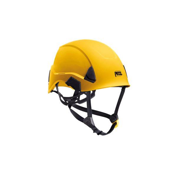 Petzl Strato Giallo casco di sicurezza per il lavoro in quota