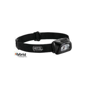 Petzl Tactikka + RGB Nero lampada frontale compatta con luce mista