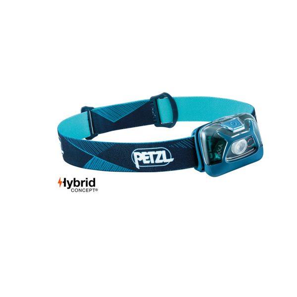 Petzl Tikka Blu lampada frontale classica compatta E093FA01