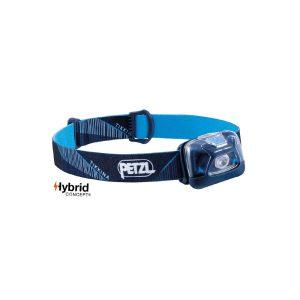 Petzl Tikkina blu lampada frontale semplice compatta E091DA02