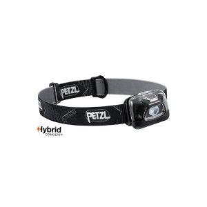 Petzl Tikkina nero lampada frontale semplice compatta E91ABA