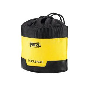 Petzl Toolbag taglia S sacca portattrezzi per imbracatura anticaduta