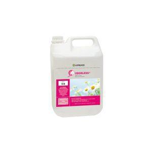 Airbank Odorless 5 litri rimotore di odori biologico per cassonetti dei rifiuti