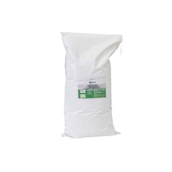 Airbank Oil Free assorbente legante in polvere per oli ed idrocarburi, 50 litri