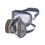 GVS Elipse Integra A1P3 maschera facciale per le vie respiratorie