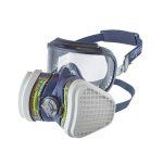 GVS Elipse Integra Abek1P3 maschera facciale con filtri sostituibili