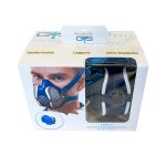 GVS Starter Kit semimaschera facciale Elipse P3 M/L, filtri P3 e custodia