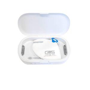 GVS sterilizzatore led per mascherine pieghevoli e filtri Elipse P3