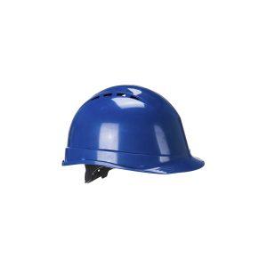 Portwest Arrow PS50RB Royal Blue elmetto di sicurezza