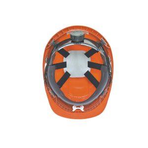 Portwest Endurance Plus PW54ORR elmetto da cantiere arancio e visiera