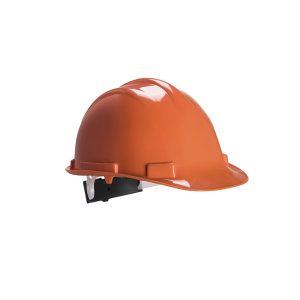 Portwest Expertbase arancio PW50ORR elmetto da cantiere
