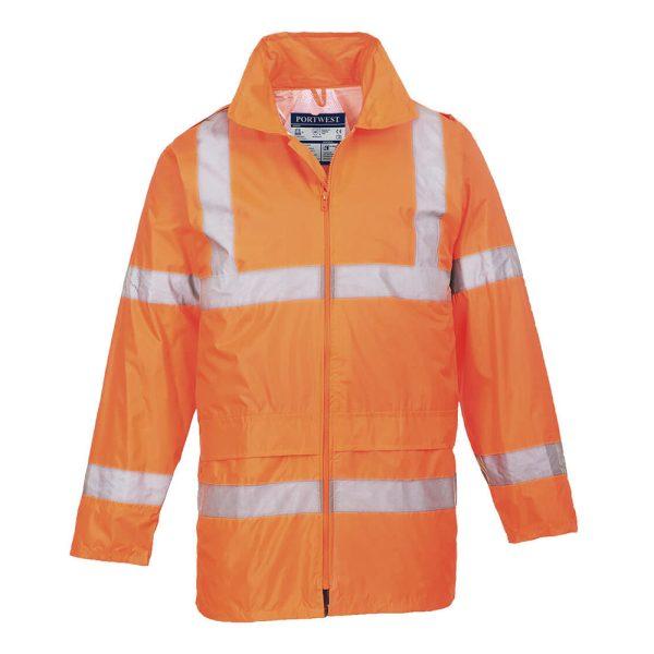 Portwest H440 ORR giacca alta visibilità antipioggia arancio