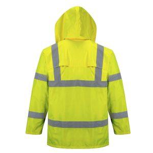 Portwest H440 YER giacca alta visibilità antipioggia giallo