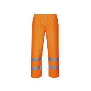 Portwest H441 ORR copripantalone alta visibilità antipioggia arancione
