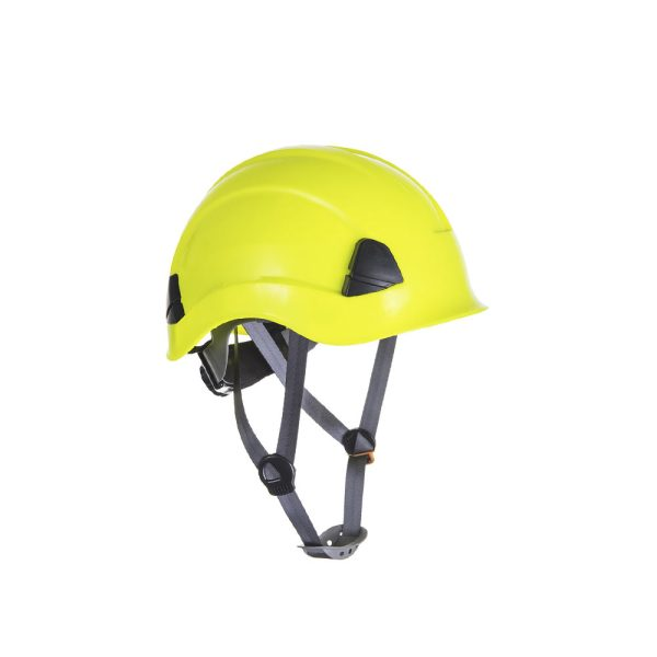 Portwest Height Endurance giallo PS53YER elmetto anticaduta