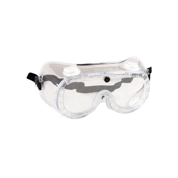 Portwest PW21 occhiale a maschera ventilazione indiretta chiaro
