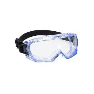 Portwest PW24CLR Ultra Vista Chiaro occhiale a maschera