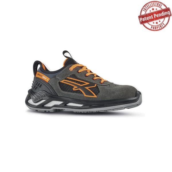 U Power Ryder S1P SRC ESD scarpa antinfortunistica EN ISO 20345