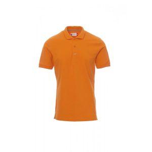 Polo uomo manica corta Payper Venice Arancione 100% Cotone