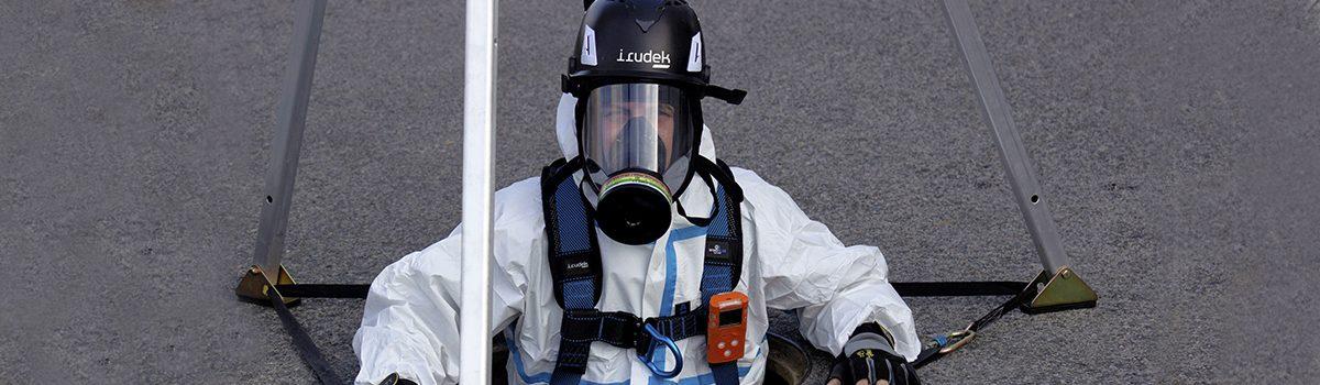 Servizio di configurazione dispositivi uomo a terra - Work Secure S.r.l.